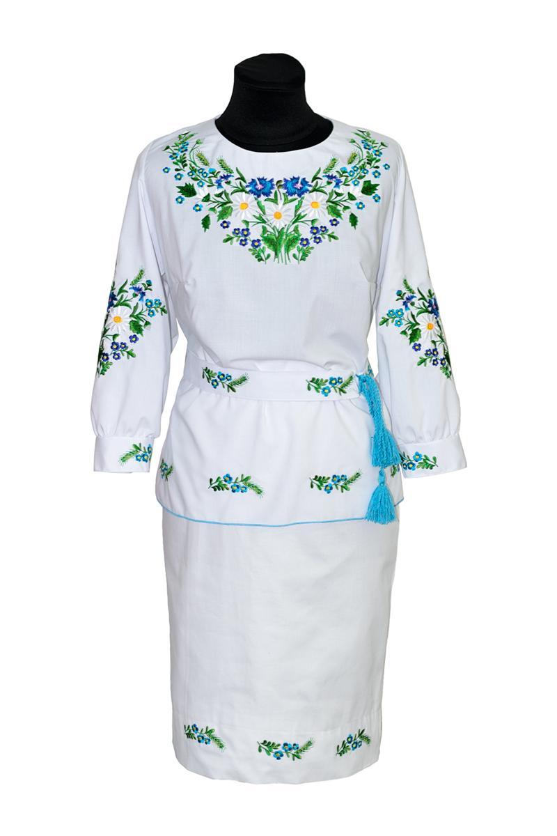Блузка Вышиванка Купить В Москве